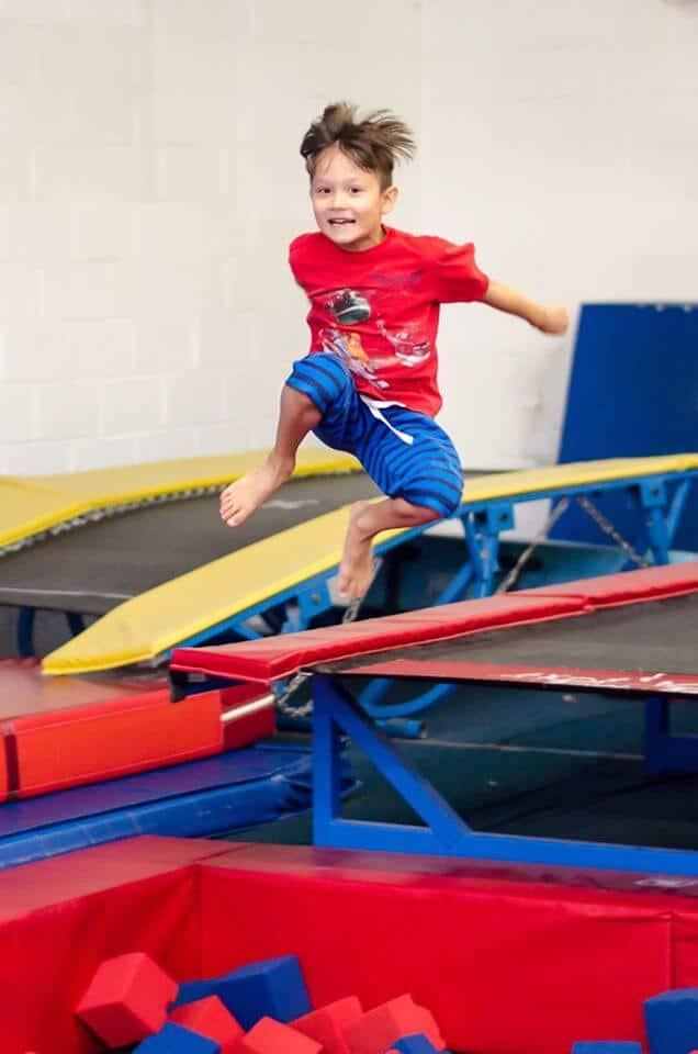School Age Gymnastic Classes